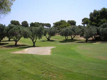 Villamartin Apartments Image - The Golf Course